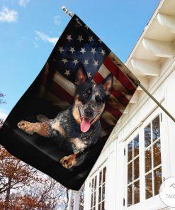 Australian Cattle Dog Garden Flagz