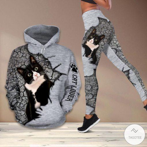 Cat Lover hoodies and leggings
