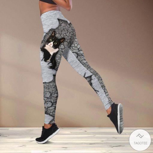 Cat Lover hoodies and leggings x