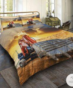 Excavator bedding setsx