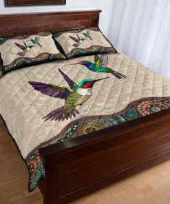 Hummingbird mandala bedding sets new 1