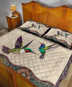 Hummingbird mandala bedding sets new 2