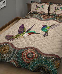 Hummingbird mandala bedding sets new