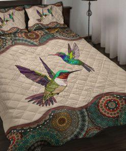 Hummingbird mandala bedding sets new 4