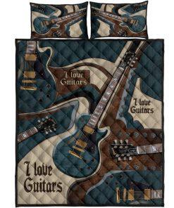 I Love Guitars Bedding Setsc