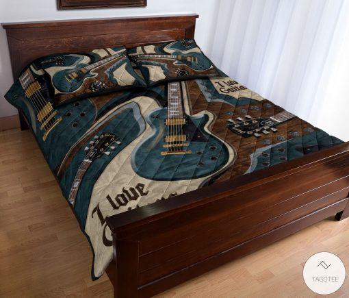 I Love Guitars Bedding Setsz