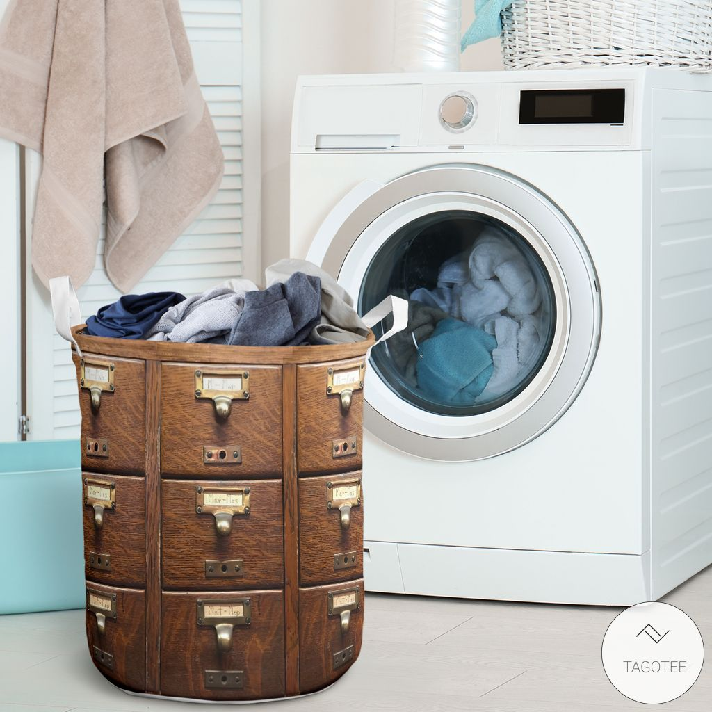 Library Catalog Laundry Basketz