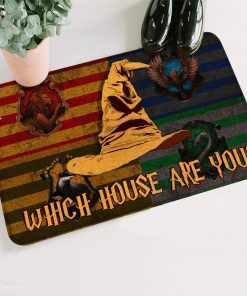 Which house are you doormat