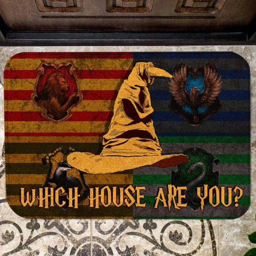 Which house are you doormatc