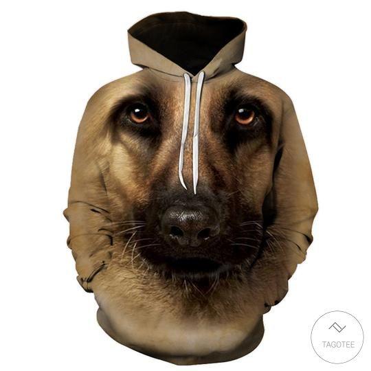 Afghan Hound 3D All Over Print Hoodie
