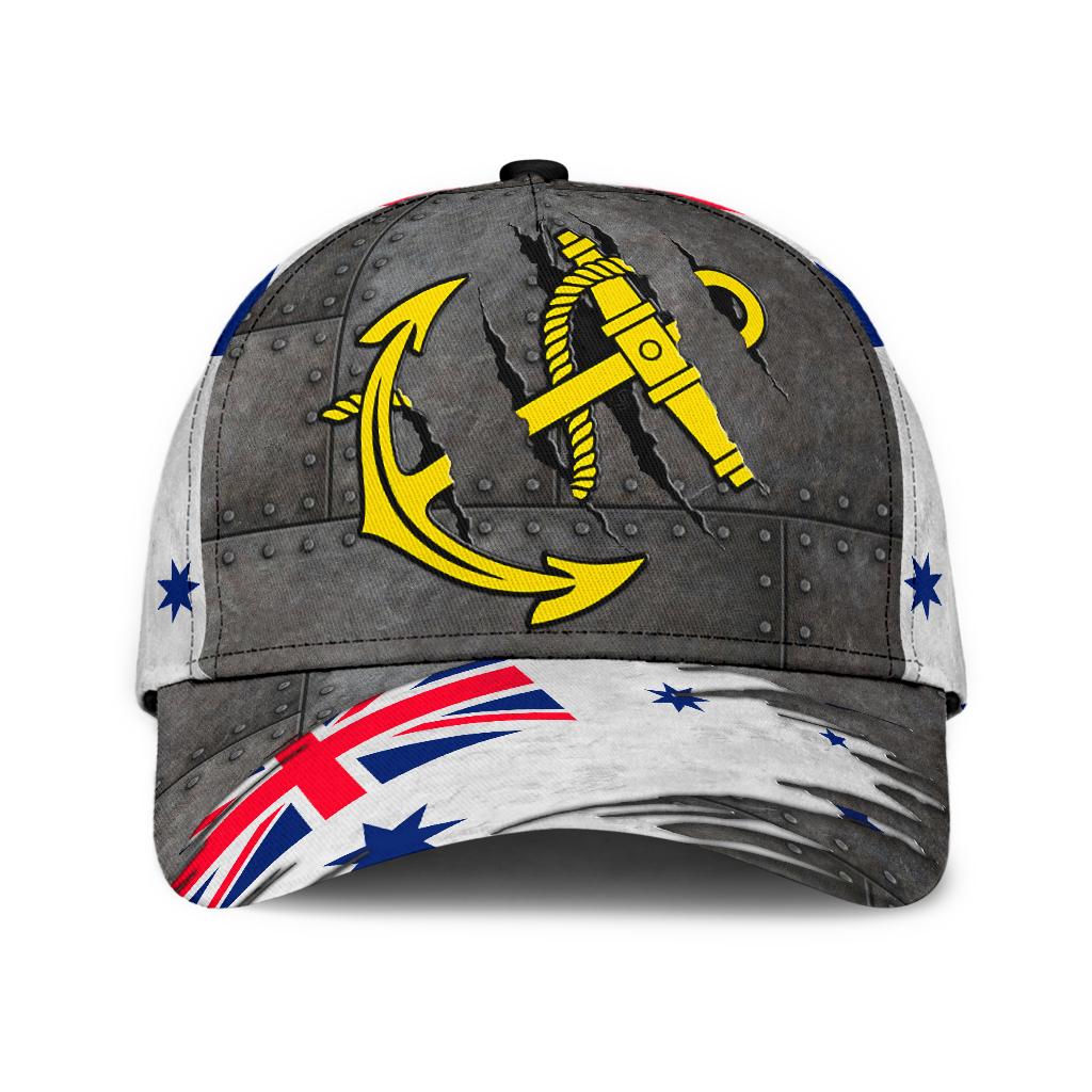 Australian Navy 3D Cap