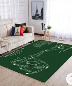 Baltusrol Golf Club Map Layout Rugx