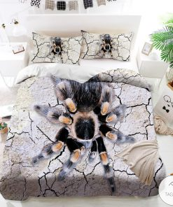 Brachypelma Tarantula 3D Bedding Set