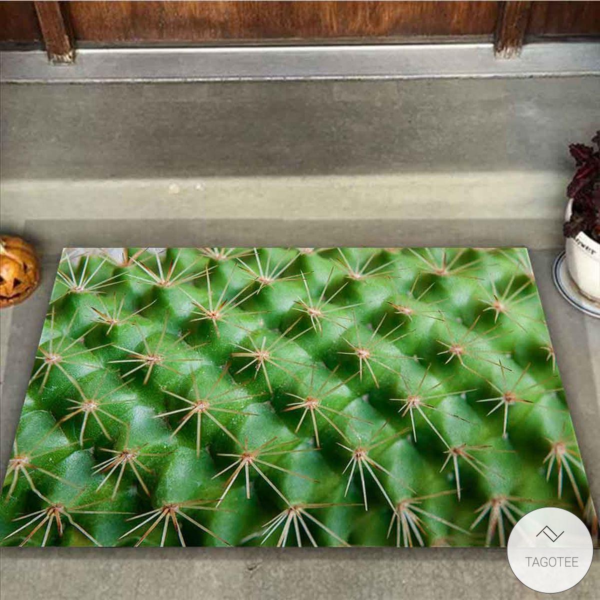 Cactus 3D Doormatz