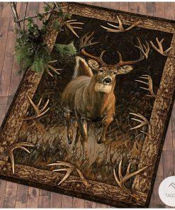 Deer Hunting Rug