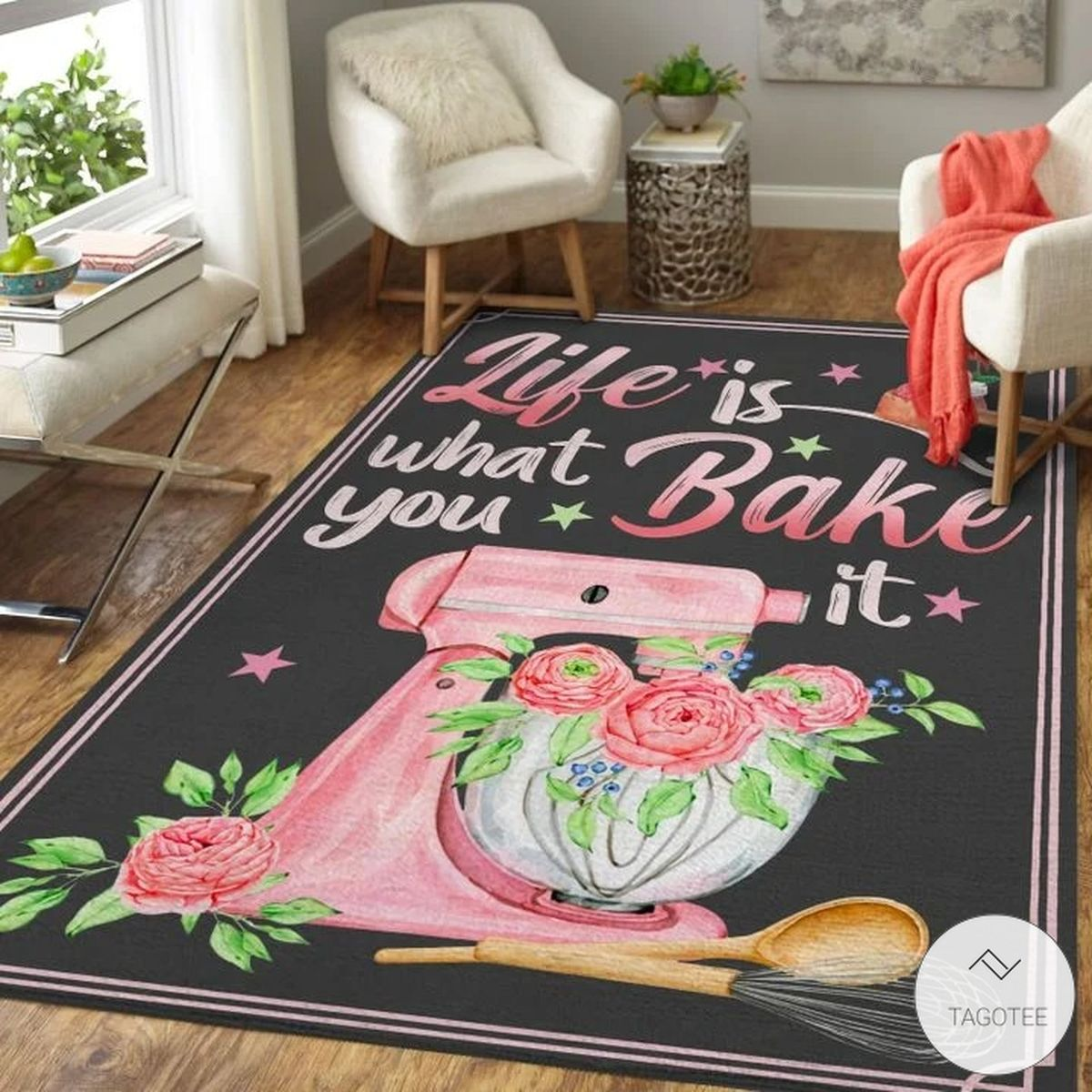 Life is what you bake it rugx