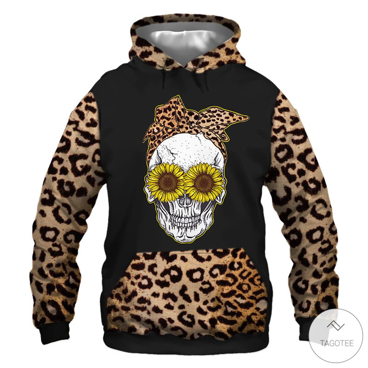 5 things about this Woman- A Crazy Mom- Leopard 3D Hoodie