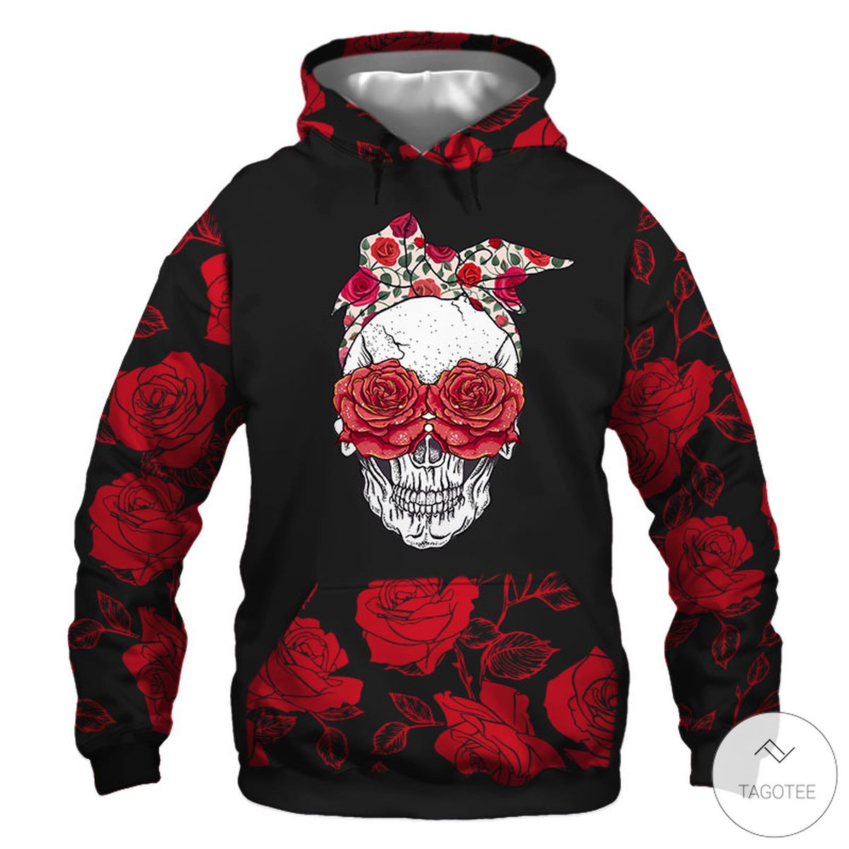 5 things about this Woman- A Crazy Mom- Roses Flower 3D Hoodie