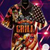 Barbecue & Grilling If You Need Me I'll Be At The Grill Hawaiian Shirt