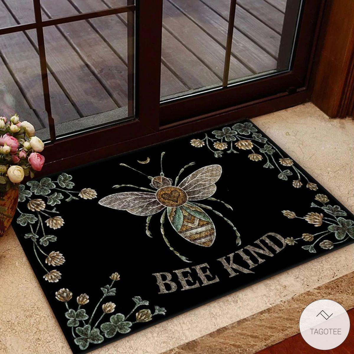 Bee Kind Doormat