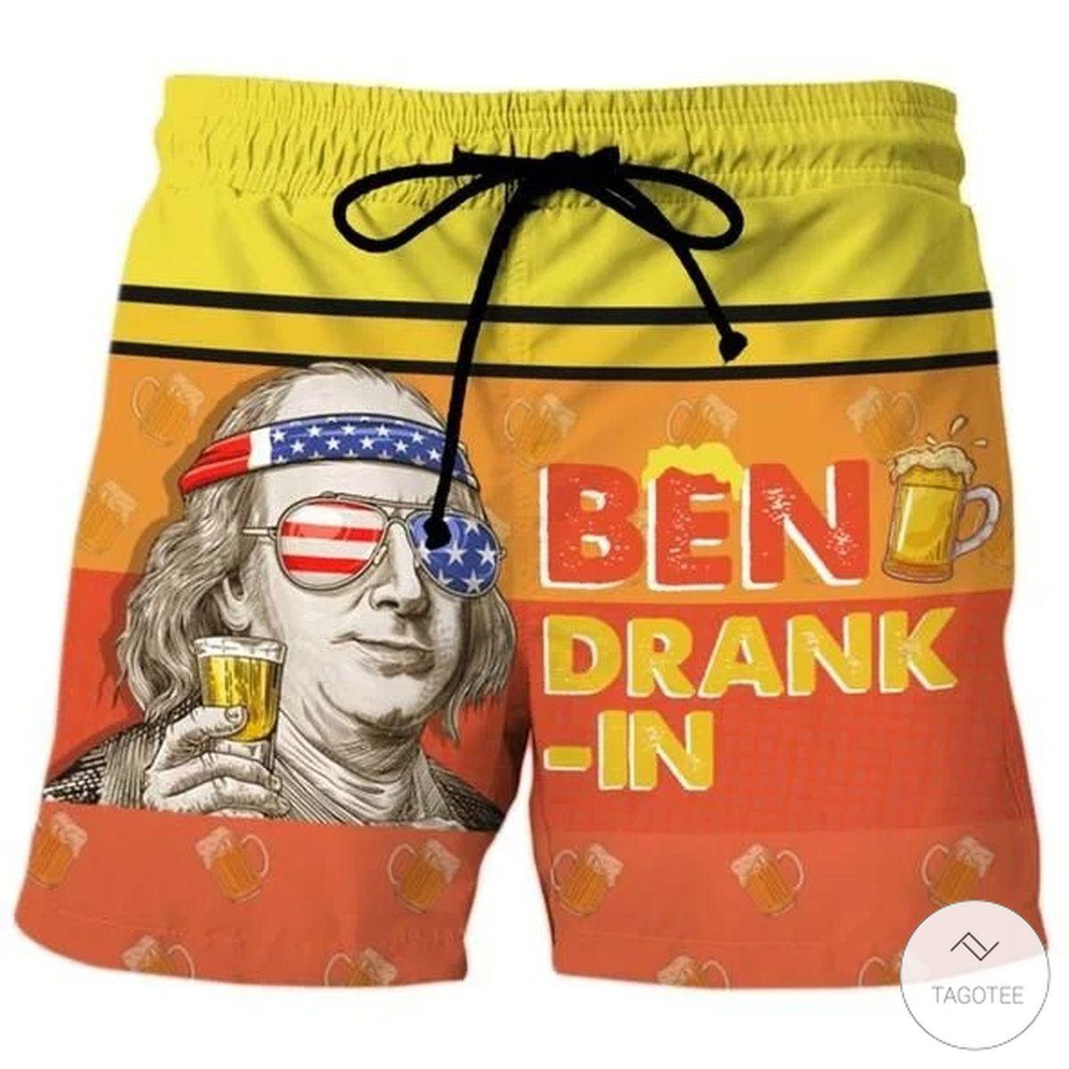 Ben Drankin Beach Short