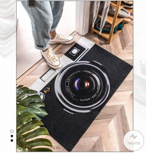 Camera Simulating Doormat