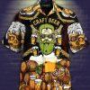 Craft Beer Hawaiian Shirt