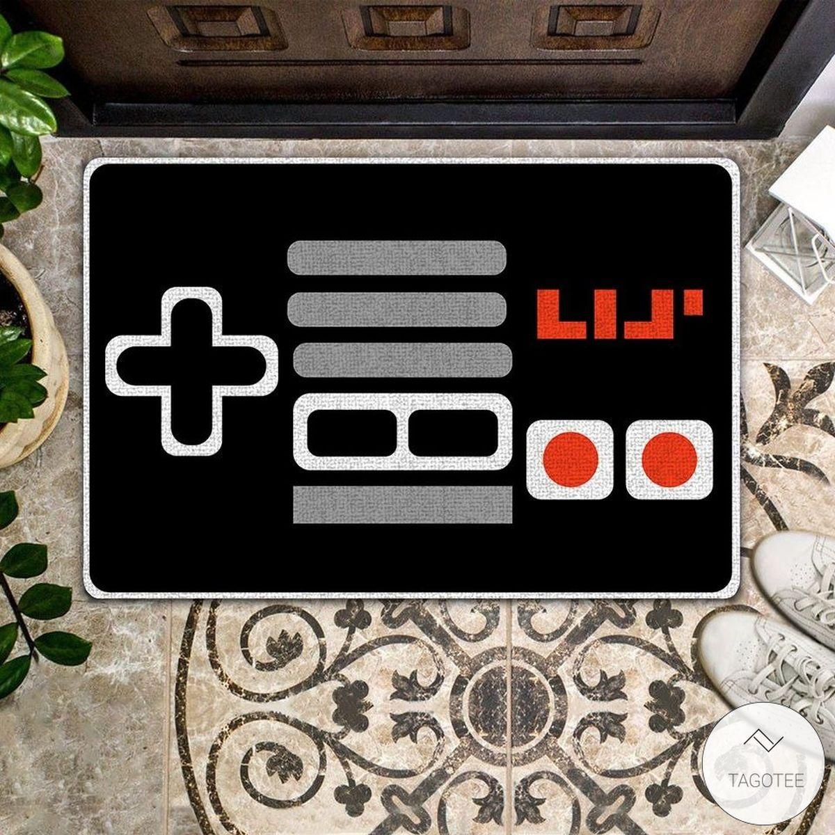 Gamepad Game Controller Doormat