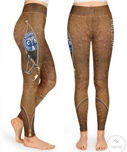 Nurse CNA High Waist Leggings