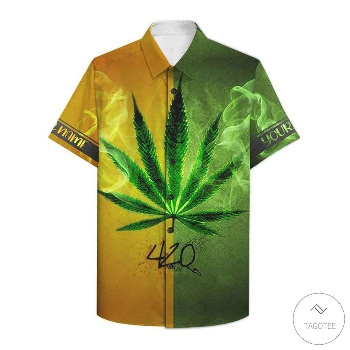 420 The Potfather 3D T-shirt, Hawaiian Shirt