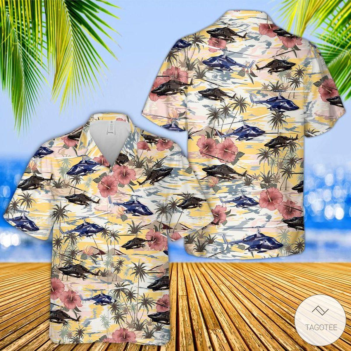 Airwolf Hawaiian Shirt, Beach Shorts