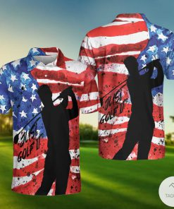 American Golfer Just Golf Polo Shirtx