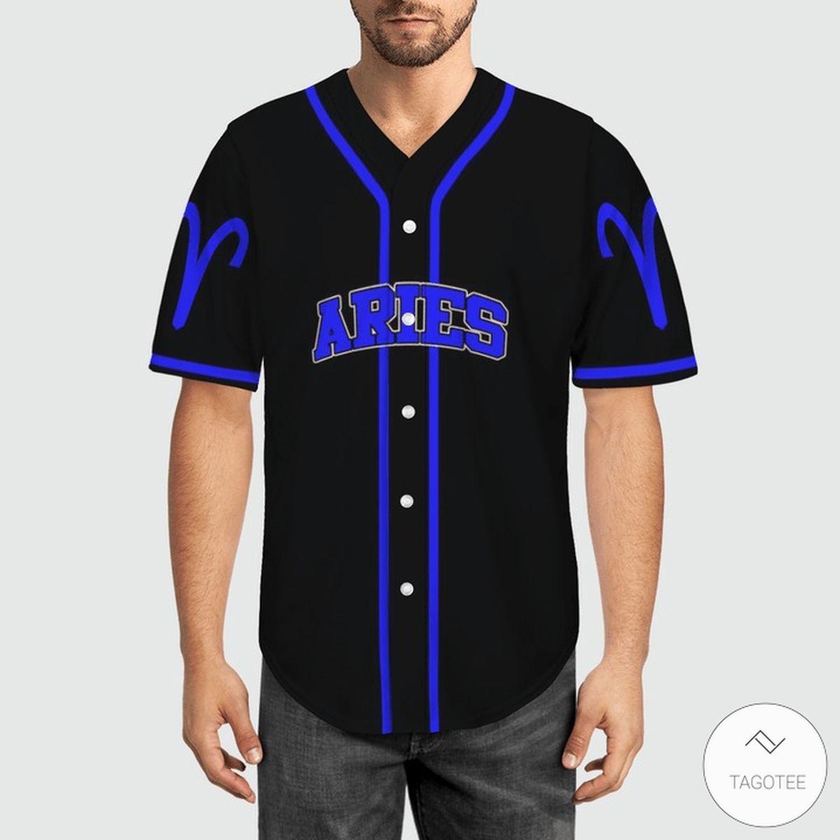 Aries Baseball Jerseyz