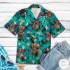 Bison Tropical Hawaiian Shirt