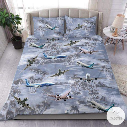 Boeing Bedding Set
