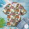 Cactus Hippie Hawaiian Shirt