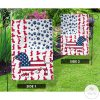 Dachshund Paws American Flag