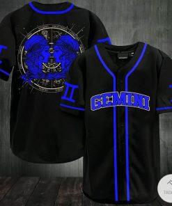 Gemini Baseball Jersey