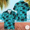 Jp Palm Tree Seamless Hawaiian Shirt, Beach Shorts
