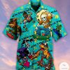Life Is A Lot Like Skateboarding Unisex Hawaiian Shirt