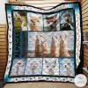 Lovely Alpacas Make Me Happy Quilt