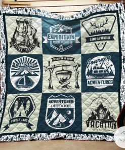 Mountain Camping Quilt