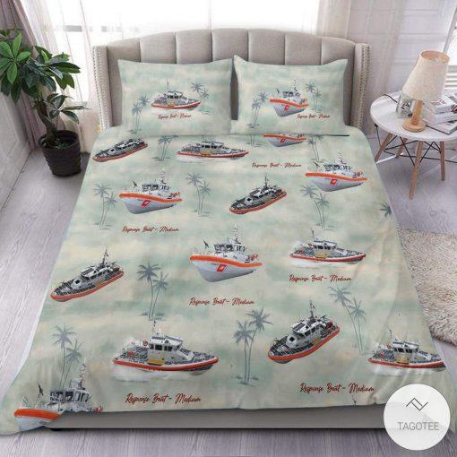 Navy USS Response Boat – Medium Bedding Set