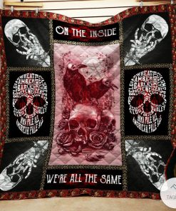 On The Inside We're All The Same Quilt
