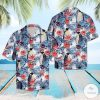Penguin Tropical Hawaiian Shirt