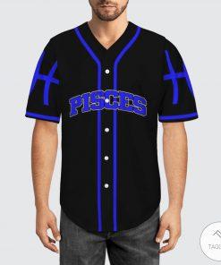 Pisces Baseball Jerseyz