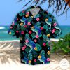 Sailfish Hibiscus Tropical Hawaiian Shirt