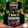 Teach Inspire Learn Face Mask