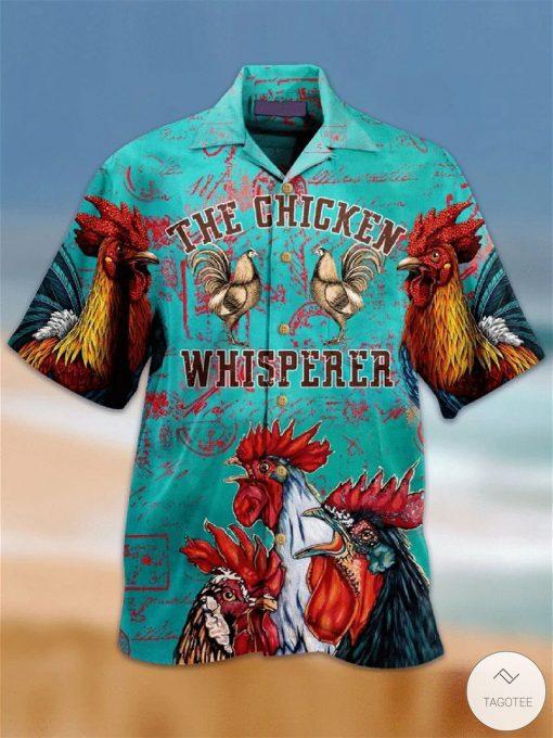 The Chicken Whisperer Hawaiian Shirt