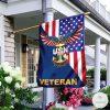 USN Veteran Flag